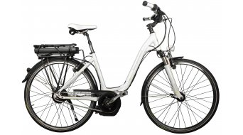 Bergamont E-Line C-N360 Wave E- bike white-grey/lime shiny 2013- CLASSICLINE