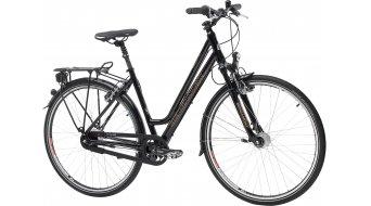 Bergamont Horizon N-9 Amsterdam trekking bike size 56cm shiny dark silver 2010