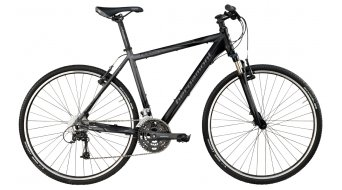 Bergamont Helix 5.2 men Cross bike black/grey matt 2012