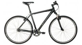 Bergamont Helix N-8 men Cross bike black/grey matt 2012