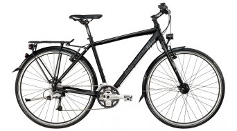 Bergamont Vitess 5.2 men trekking bike size 56cm black/white matt 2012
