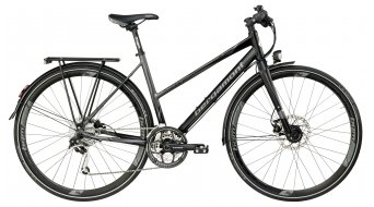 Bergamont Sweep 8.2 EQ ladies Urban bike size 56cm black/grey matt 2012