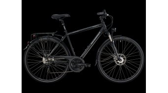 Bergamont Sponsor disc men trekking bike black-grey matt 2013
