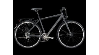 Bergamont Vitess 5.3 men trekking bike size 52cm grey-black/white matt 2013