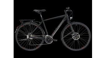 Bergamont Vitess Via GT men trekking bike size 48cm black-grey/red matt 2013