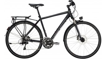 Bergamont Horizon 9.4 Gent 28 trekking bike black/red/grey (matt) 2014