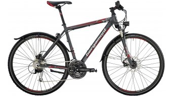 Bergamont Helix 5.4 EQ Gent 28 Cross bike grey/red/white (matt) 2014