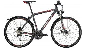 Bergamont Helix 5.4 EQ Gent 28 Cross bike grey/red/white (matt) 2014