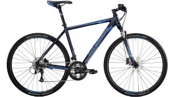 Bergamont Helix 7.4 28 Cross bike size 61cm midnight blue/cyan/white (matt) 2014