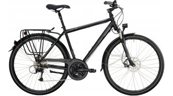 Bergamont Sponsor disc Gent 28 trekking bike size 64cm black/white/grey (matt) 2014