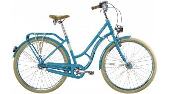 Bergamont Summerville N3 C1 Amsterdam 28 City- bike petrol/cream white (shiny) 2014