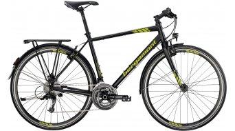 Bergamont Sweep VIA GT EQ Gent 28 Urban bike black/lime (matt) 2014