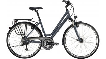 Bergamont Horizon 6.4 Amsterdam 28 trekking bike grey/black/white (matt) 2014