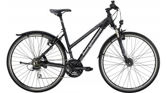 Bergamont Helix 3.4 EQ Lady 28 Cross bike black/grey/white (matt) 2014
