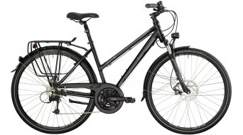 Bergamont Sponsor disc Lady 28 trekking bike black/white/grey (matt) 2014