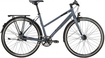 Bergamont Sweep N8 EQ Lady 28 Urban bike grey/black (matt) 2014