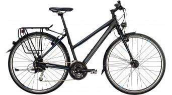 Bergamont Vitess 5.4 Lady 28 trekking bike black/cyan/grey (matt) 2014
