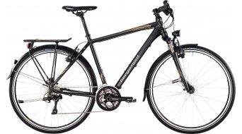 Bergamont Horizon LTD Gent 28 trekking bike mens version dark silver/gold/silvergrey matt 2015