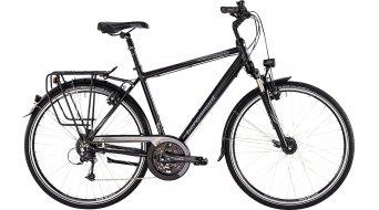 Bergamont Sponsor Tour Gent 28 trekking bike mens version black/grey/white matt 2015
