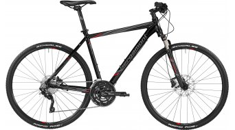 Bergamont Helix 9.0 28 Cross Komplettbike Herren-Rad Gr. 46cm black/red/grey Mod. 2016