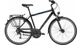 Bergamont Horizon 4.0 Gent 28 Trekking komplett kerékpár férfi-Rad black/grey/blue 2016 Modell
