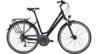 Bergamont Horizon 4.0 Amsterdam 28 Trekking Komplettbike Unisex-Rad black/grey/blue Mod. 2016