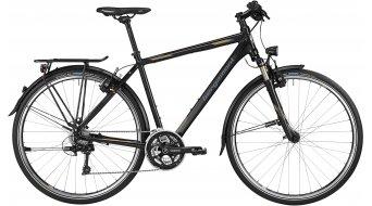Bergamont Horizon LTD Gent 28 Trekking bici completa Caballeros-rueda negro/dorado(-a)/grey Mod. 2016