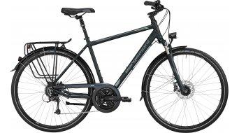 Bergamont Sponsor Disc Gent 28 Trekking bici completa Caballeros-rueda negro/anthracite/gris Mod. 2016