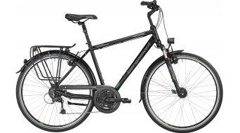 Bergamont Sponsor Tour Gent 28 Trekking bici completa Caballeros-rueda negro/grey/verde Mod. 2016
