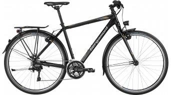 Bergamont Vitecsatlakozó LTD Gent 28 Trekking komplett kerékpár férfi-Rad black/anthracite/arany 2016 Modell