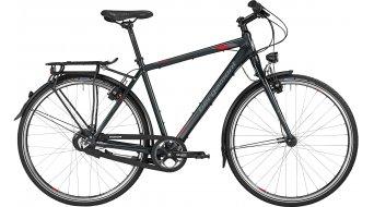 Bergamont Vitecsatlakozó R14 Gent 28 Trekking komplett kerékpár férfi-Rad black/red/grey 2016 Modell