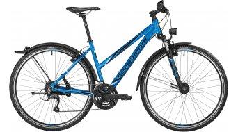 Bergamont Helix 4.0 EQ Lady 28 Cross Komplettbike Damen-Rad fjord blue/black/white Mod. 2016