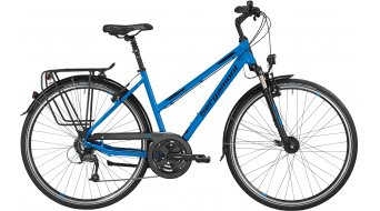 Bergamont Horizon 4.0 Lady 28 Trekking Komplettbike Damen-Rad blue/black Mod. 2016