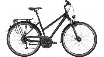 Bergamont Sponsor Tour Lady 28 Trekking Komplettbike Damen-Rad Gr. 44cm black/grey/green Mod. 2016