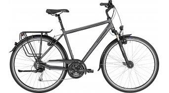 Bergamont Horizon 5.0 Gent 28 Trekking Komplettbike dark silver/black (matt) Mod. 2017