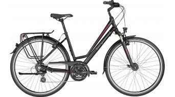 Bergamont Horizon 3.0 Amsterdam 28 Trekking Komplettbike Unisex Gr. 52cm black/red (matt) Mod. 2017