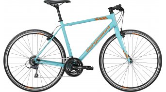 Bergamont Sweep 4.0 28 Urban vélo taille coral blue/orange (matt) Mod. 2017