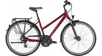 Bergamont Horizon 3.0 Lady 28 Trekking Komplettbike Damen-Rad red/black (matt) Mod. 2017