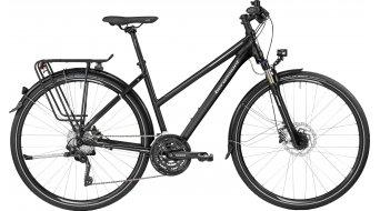 Bergamont Horizon 7.0 Lady 28 Trekking Komplettbike Damen-Rad black/silver (matt/shiny) Mod. 2017