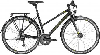 Bergamont Sweep 7.0 EQ Lady 28 Urban bici completa Señoras-rueda negro/limón/anthracite (color apagado) Mod. 2017