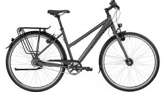 Bergamont Vitess N8 Lady 28 Trekking Komplettbike Damen-Rad dark silver/silver (matt) Mod. 2017