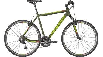 """Bergamont Helix 3.0 Gent 28"""" Hybrid 整车 型号 olive/green/red (matt) 款型 2018"""