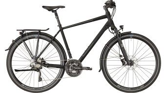 "Bergamont Horizon 9.0 Gent 28"" Trekking 整车 型号 black/black/dark grey (matt/shiny) 款型 2018"