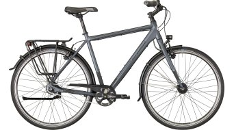 "Bergamont Vitess N8 FH Gent 28"" Trekking 整车 型号 grey/dark grey/black (matt) 款型 2018"