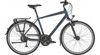"Bergamont Horizon 3.0 Gent 28"" Trekking 整车 型号 dark bluegrey/black/light blue (matt) 款型 2019"
