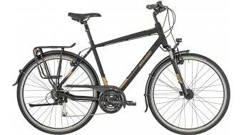 """Bergamont Horizon 5.0 Gent 28"""" Trekking 整车 型号 black/金色 brown/金色 (matt) 款型 2019"""