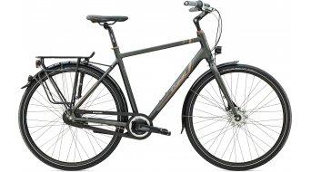 Diamant Ubari Opal 28 Trekking bici completa Caballeros-rueda kohle color apagado Mod. 2016