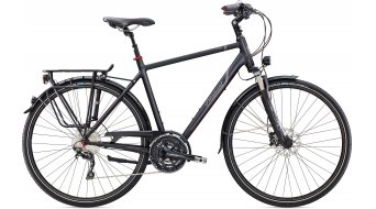 Diamant Ubari Sport 28 Trekking Komplettbike Herren-Rad tiefschwarz matt Mod. 2016