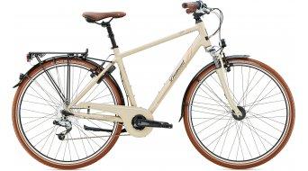 Diamant Ubari Villiger 28 Trekking bici completa Caballeros-rueda beige Mod. 2016