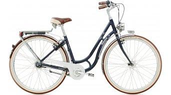 Diamant Topas Villiger 26 City Komplettbike Damen-Rad Schwan Gr. 45cm stahlblau metallic Mod. 2016